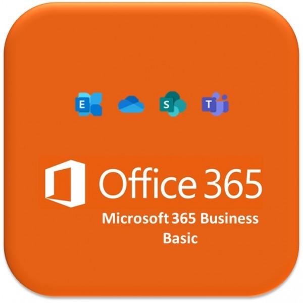 Microsoft 365 Business Basic | CSP License