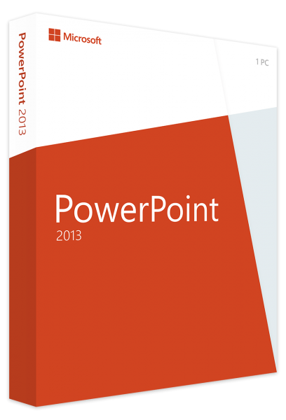 Microsoft PowerPoint 2013 | für Windows
