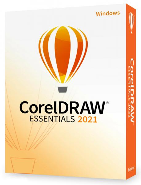 CorelDRAW Essentials 2021 | für Windows