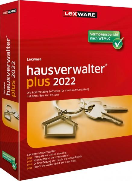 Lexware Hausverwalter Plus 2022   für Windows