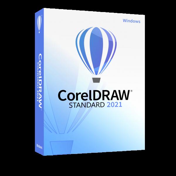 CorelDRAW Standard 2021 | für Windows