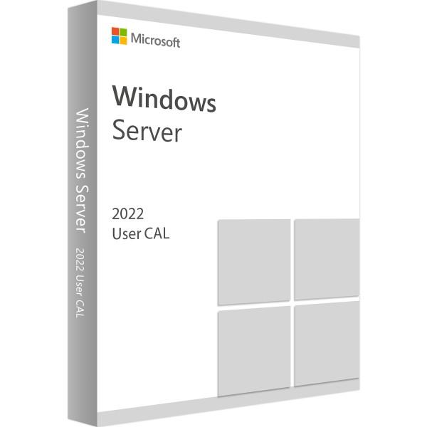 Windows Server 2022 User CAL