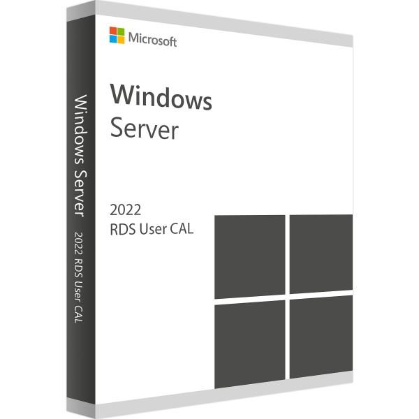 Microsoft Remote Desktop Services 2022 User CAL