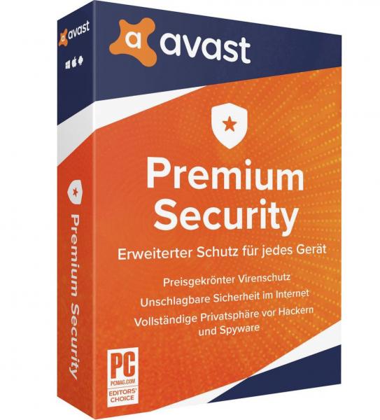 Avast Premium Security 2021   Multi Device
