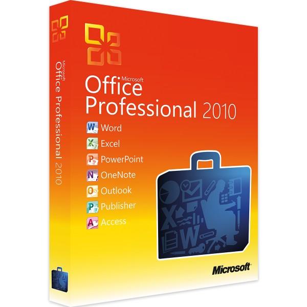 Microsoft Office 2010 Professional [Plus] | für Windows | ESD | Sofortdownload