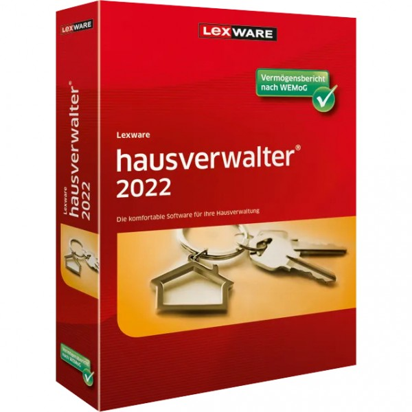 Lexware Hausverwalter 2022   für Windows