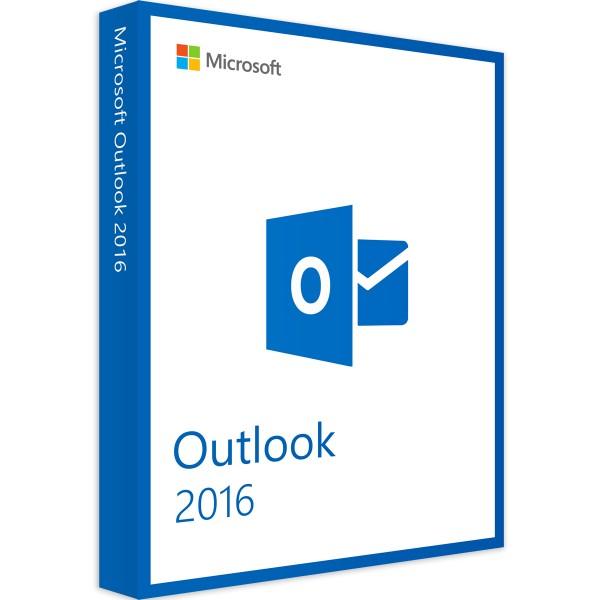 Microsoft Outlook 2016 | für Windows