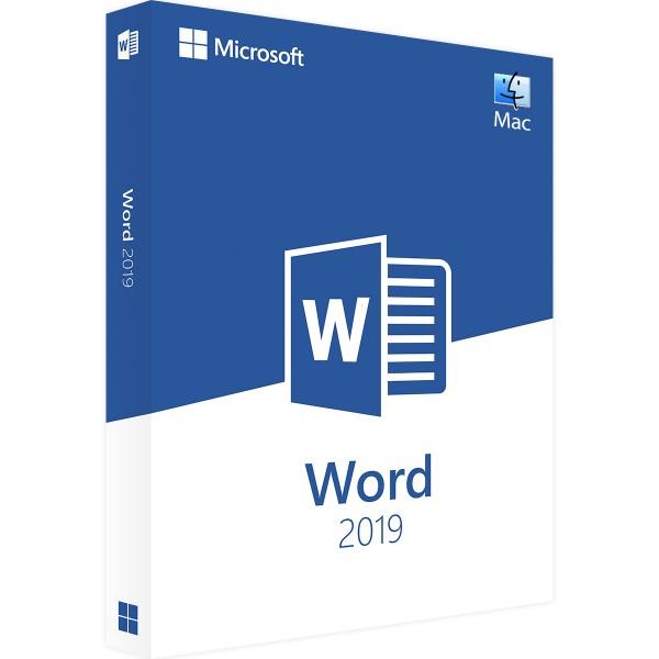 Microsoft Word 2019   für Mac