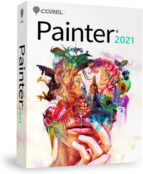 Corel Painter 2021 | für Windows / Mac | Education
