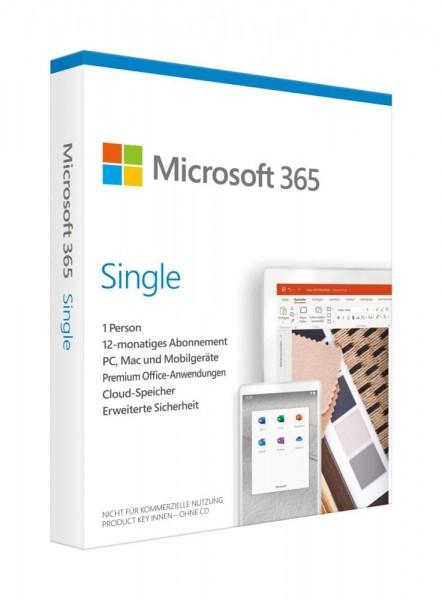 Microsoft Office 365 Single Windows/Mac