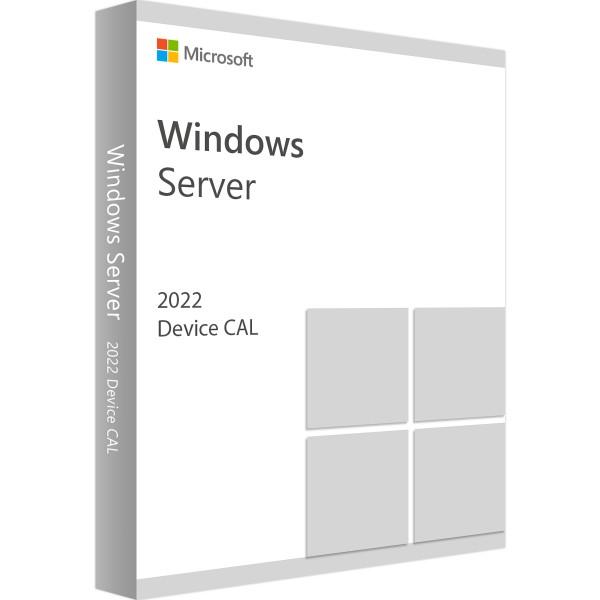 Windows Server 2022 Device CAL