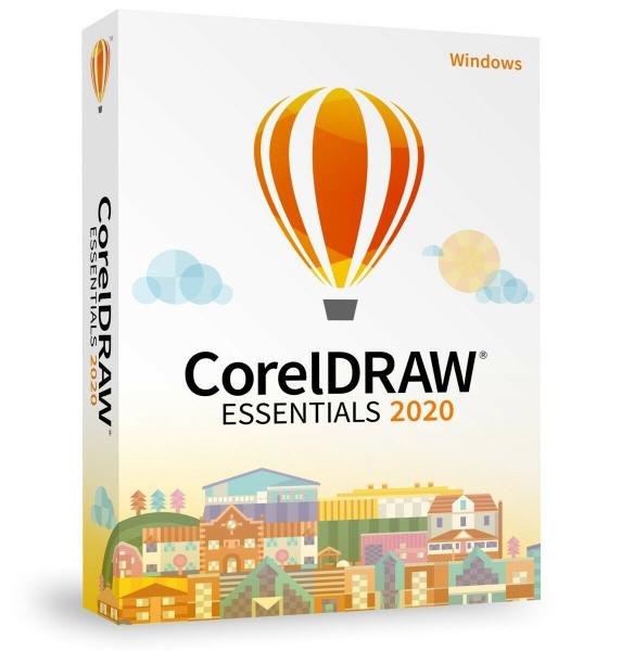 CorelDRAW Essentials 2020   für Windows