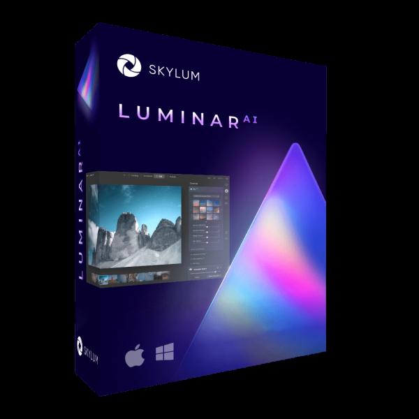 Skylum Luminar AI   für Windows / Mac   1 Benutzer, 2 Geräte