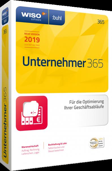 WISO Unternehmer 365   für Windows