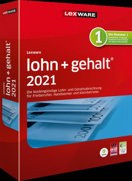 Lexware Lohn + Gehalt 2021 | 365 Tage
