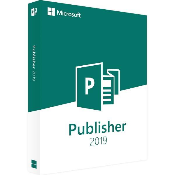 Microsoft Publisher 2019 | für Windows | Retail