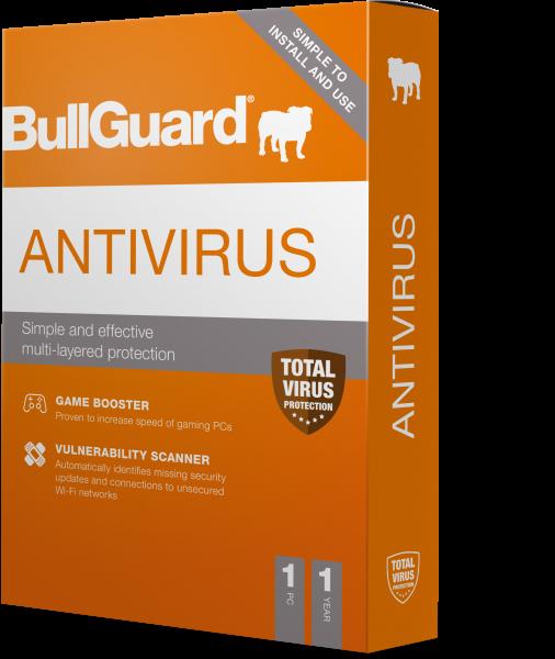 BullGuard Antivirus 2021 | 1 PC