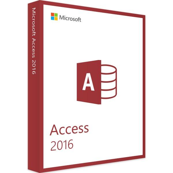 Microsoft Access 2016   für Windows