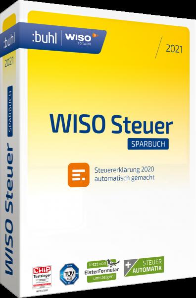 WISO steuer-Sparbuch 2021 Steuerjahr 2020 | für Windows