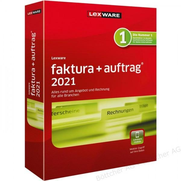 Lexware Faktura + Auftrag 2021   365 Tage