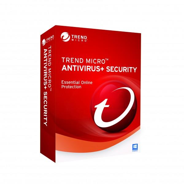 Trend Micro Antivirus + Security 2021