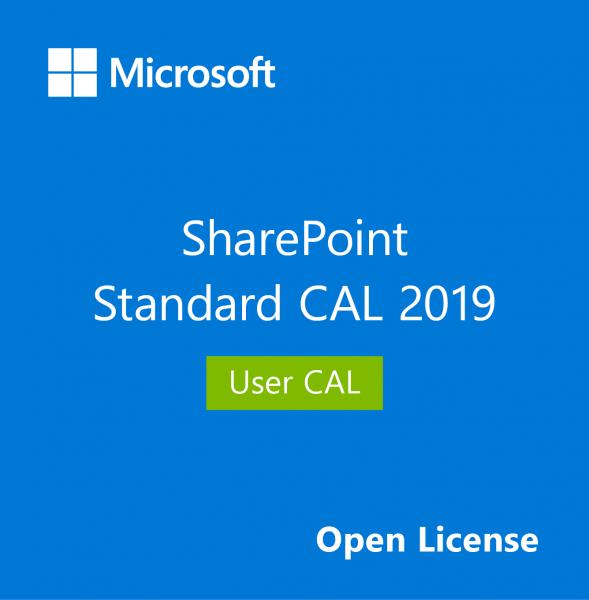 Microsoft SharePoint Server 2019 Standard User CAL