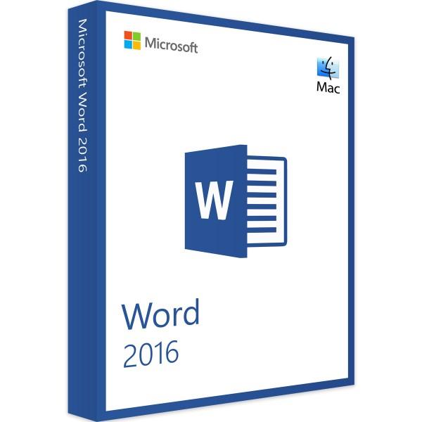 Microsoft Word 2016 | für Mac