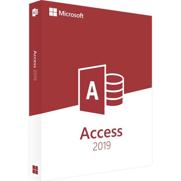 Microsoft Access 2019 | für Windows | 32/64 Bit | 1PC | Sofortdownload