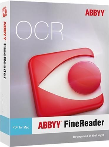 Abbyy Finereader PDF für Mac