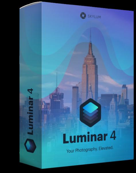 Skylum Luminar 4.3 | für Windows / Mac | 1 Benutzer, 2 Geräte