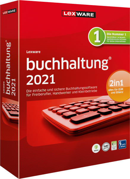 Lexware Buchhaltung 2021 | 365 Tage