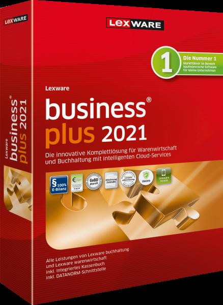 Lexware Business Plus 2021 | 365 Tage