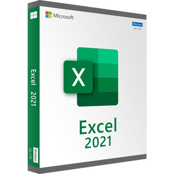 Microsoft Excel 2021 | für Windows