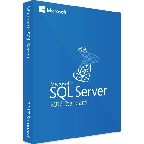 Microsoft SQL Server 2017 Standard