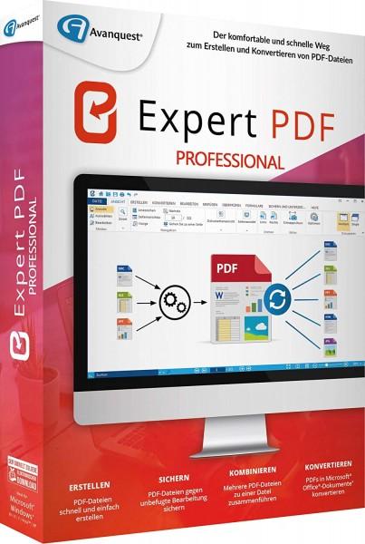 Avanquest Expert PDF 14 Professional | für Windows