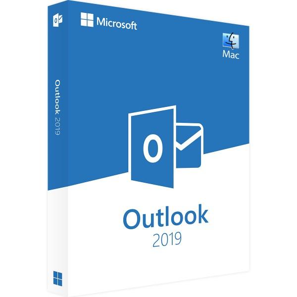 Microsoft Outlook 2019 | für Mac