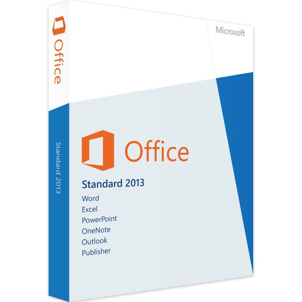 Microsoft Office 2013 Standard | für Windows