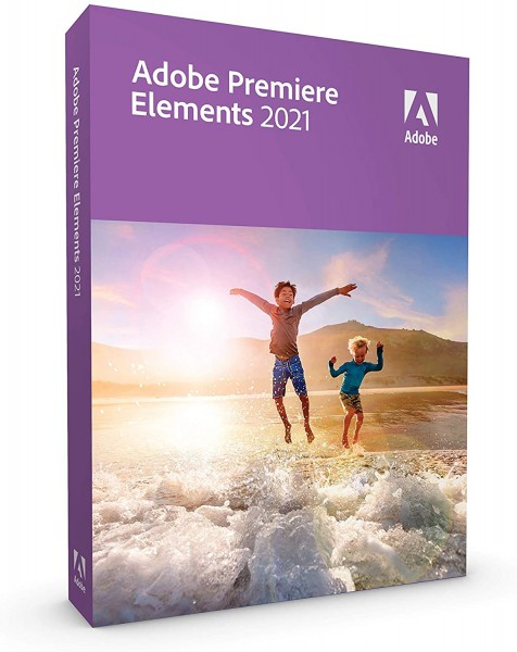 Adobe Premiere Elements 2021   Windows/Mac