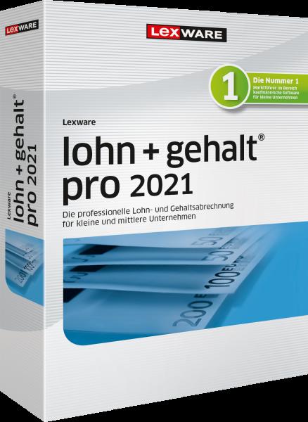Lexware Lohn + Gehalt Pro 2021 | 365 Tage