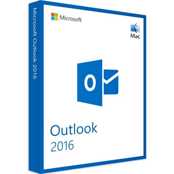 Microsoft Outlook 2016   für Mac