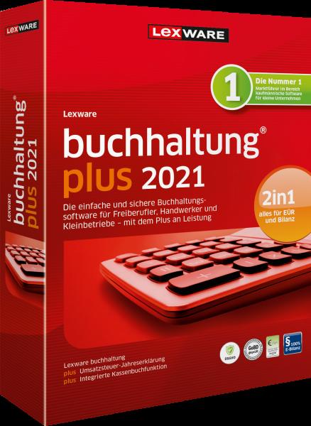 Lexware Buchhaltung Plus 2021 | für Windows