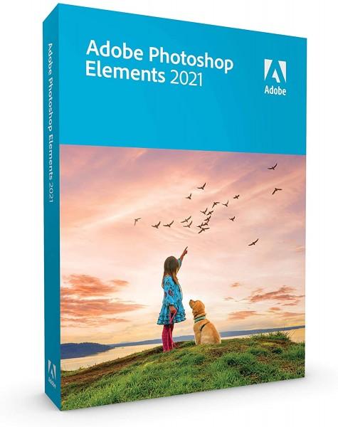 Adobe Photoshop Elements 2021 | für Windows / Mac