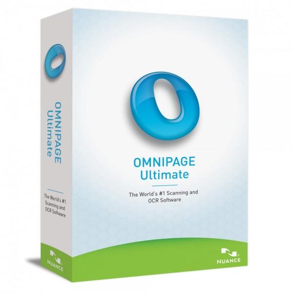 Nuance Omnipage 19 Ultimate Vollversion Multilanguage