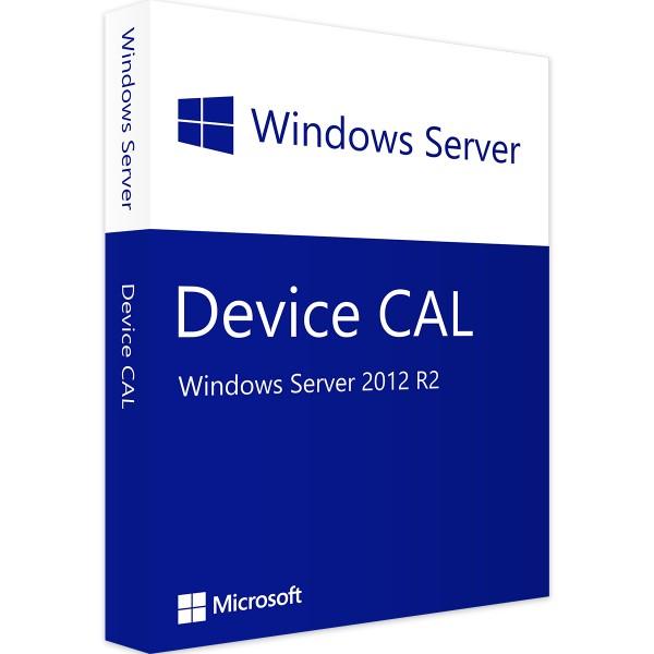 Windows Server 2012 R2 Device CAL