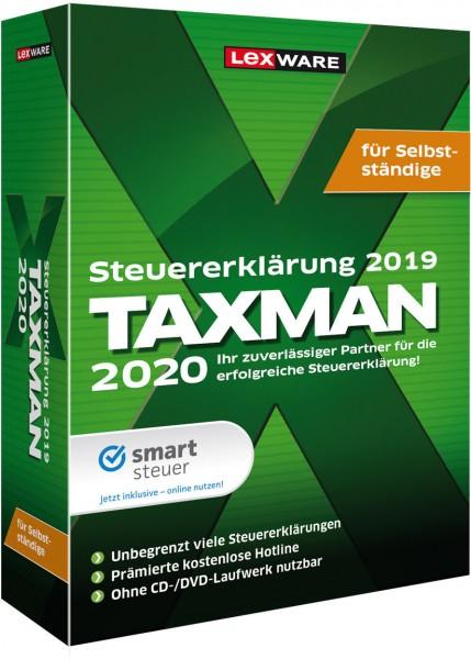 Lexware TAXMAN 2020 für Selbstständige