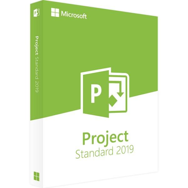 Microsoft Project 2019 Standard | für Windows-Copy-Copy EN- ESD