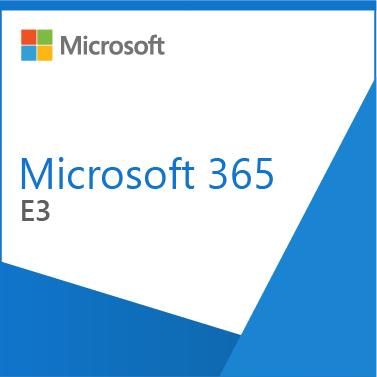 Microsoft 365 E3 | CSP License