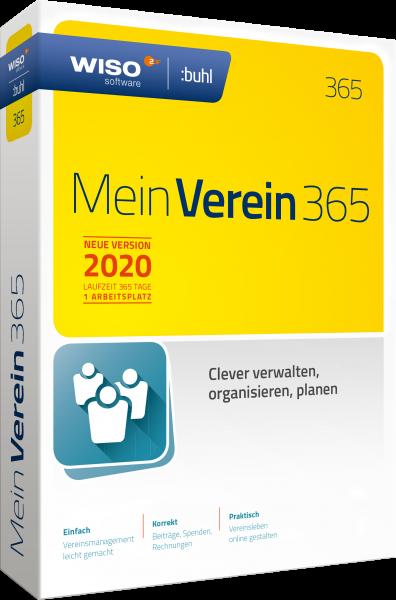 WISO Mein Verein 365   für Windows