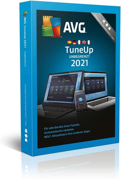 AVG TuneUp 2021   für Windows