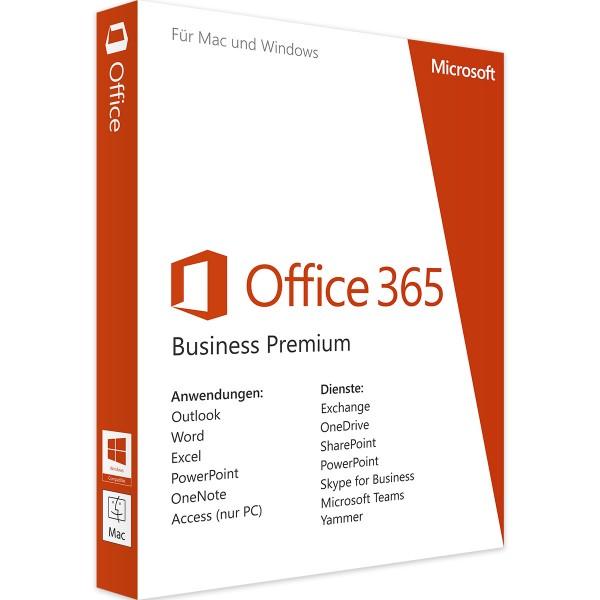 Microsoft 365 Business Premium | CSP License